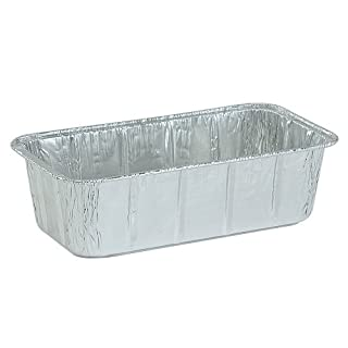Nicole Home Collection 00600 Aluminum Loaf Pan, 2 lb. (Pack of 200) (B00VUPFTUU) | Amazon price tracker / tracking, Amazon price history charts, Amazon price watches, Amazon price drop alerts