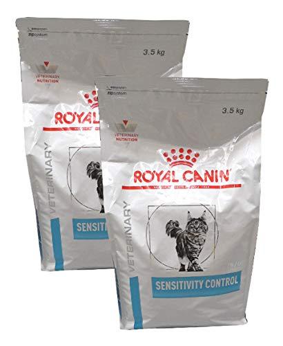 Katzenfutter Royal Canin Veterinary Diet Sensitivity Control SC 27 2 x 3,5kg