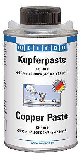 Weicon Kupferpaste KP 500 P 500 g Pinseldose 26200050