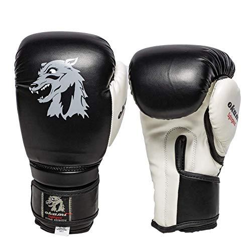 Okami Boxhandschuhe DX Boxing Gloves 2.0 Kids 8oz - Für Kinder 8-12 Jahre - Handschuhe für Boxen MMA Kickboxen Sparring Muay Thaiboxen Kampfsport Training für Kinder Kids