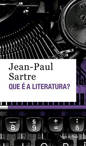 Que é a literatura? (Vozes de Bolso)