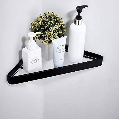 FunkyBuys® WHITE 4 Tier Adjustable 70-240 cm SI-077 CornerWhiteShelf Telescopic Corner Shower Bathroom Shelf Organiser Caddy by FunkyBuys SI-077