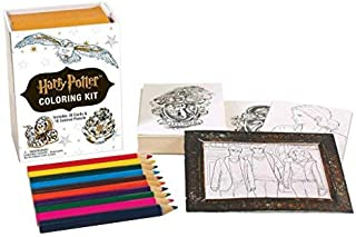 [(Harry Potter Coloring Kit)] [Author: Running Press] published on (September, 2016)