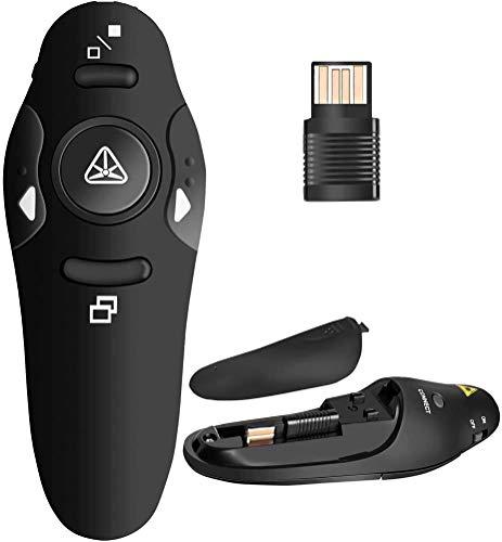 Pehtini 2.4GHz wireless demonstrator USB control PowerPoint PPT clicker