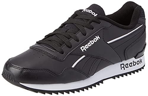 Reebok Royal Glide Rplclp Laufschuhe für Herren, Mehrfarbig - schwarz weiß schwarz - Größe: 43 EU
