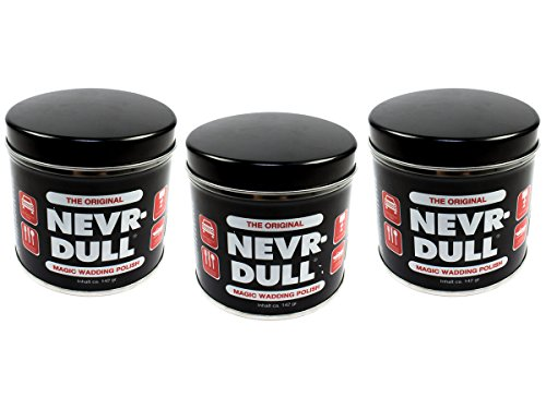 Never Dull Polierwatte 3 Dose 426 Gramm 4015702000018