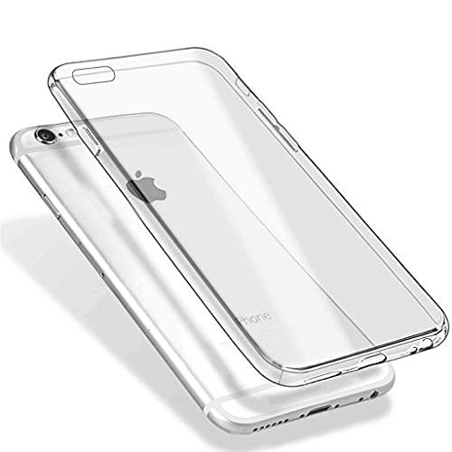 PULABO 携帯 衝撃吸収 落下防止 電波影響なし バンパーケース 保護カバー 携帯カバー 透明 1個入り (5S) iPhone5Sケース に対応用 TPU クリア ソフト品質高くって 長持ちます 実用的 耐久性