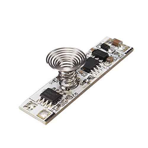 MING-MCZ Duradero Módulo de Control táctil táctil táctil del Interruptor LED Módulo de Control de atenuación LED 9V-24V 30W Fácil de Montar