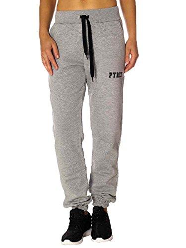 Pyrex Pantalone Cotone Felpato 33015 Made in Italy MainApps