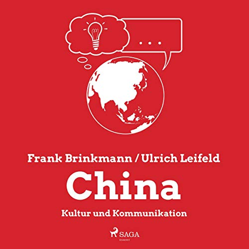 China - Kultur und Kommunikation audiobook cover art