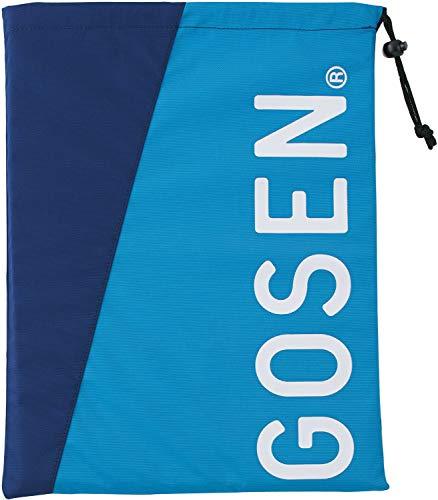 ゴーセン(GOSEN) テニス バドミントン シューズ ケース Utility BA20USC ターコイズブルー W320×H410mm