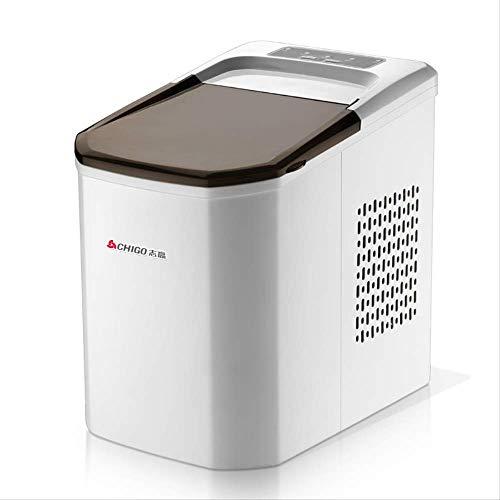 Eismaschine Gewerbliche Nutzung Wasserbar Bar Eiswürfelmaschine Vollautomatische Haushalts-Mini-Rundeis-EiswürfelmaschineUS