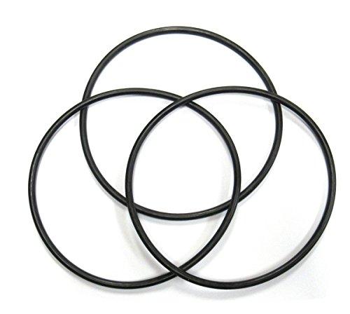 (3Pack) Ersatz O-Ringe für 3M ap801, ap801-c, ap802, Kemflo 5000& 10.000serie Wasser Filter