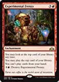 Magic The Gathering - Experimental Frenzy (99/259) - Guilds of Ravnica