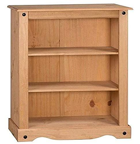 Mercer's Furniture Corona - Estantería para Libros (tamaño pequeño)