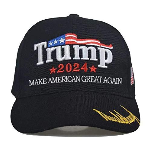 eBoutik - 2020 Keep America Great Cap - Gorra para mujer con texto en ingls 'MAKE AMERICA Great Againin USA - Sombrero de tripulacin para el presidente