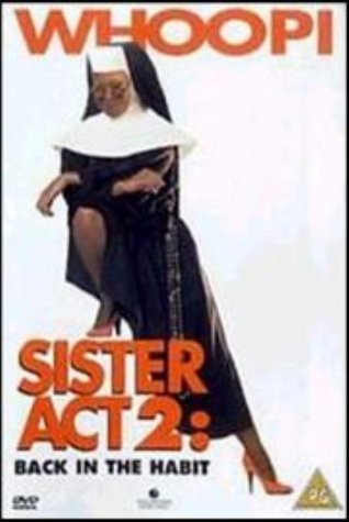 Sister Act 2: Back in the Habit [DVD] [1994] by Whoopi Goldberg