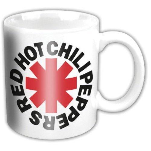 Red Asterisk - Tasse im Geschenkkarton (Mug)