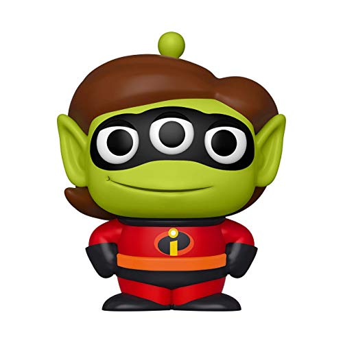 Funko Pop! Disney: Pixar Alien Remix - Mrs. Incredible, Multicolor, 3.75 inches (49602)