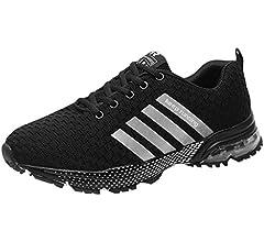 ZARLLE Calzado Deportivo para Hombre Zapatillas de Running para Hombre,Zapatos para Caminar,Calzado de Correr,Zapatos Deportivos,Sneakers Ligero: Amazon.es: Zapatos y complementos