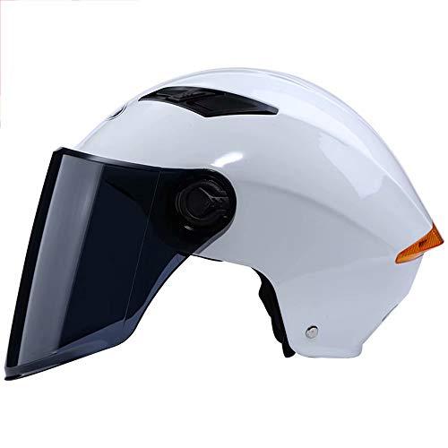 BJYX Cascos de Skate Casco de Bicicleta Unisex para Adultos Casco Multi Deporte Casco liviano Equipo de Ciclismo 11.8 × 7.8 × 2.7 Pulgadas