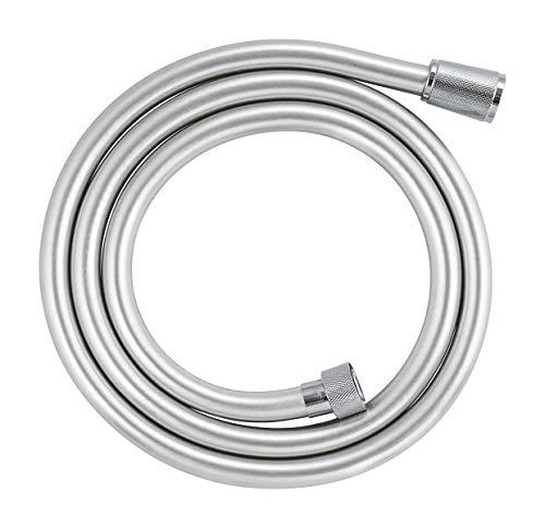 GROHE Silverflex | Brause- & Duschsystem - Brauseschlauch, 1.500 mm | mit Twistfree-Funktion | chrom | 28364000