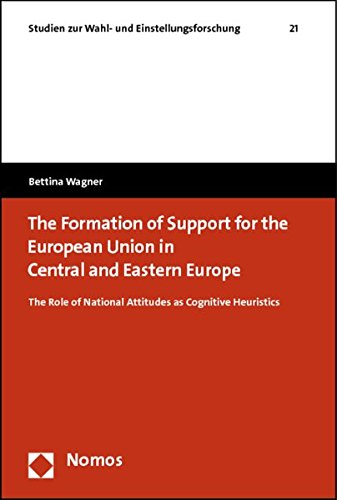 The Formation of Support for the European Union in Central and Eastern Europe: The Role of National Attitudes as Cognitive Heuristics