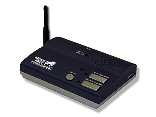 Mighty Mule F3101MBC Wireless Intercom Keypad Additional Intercom Base Station Unit