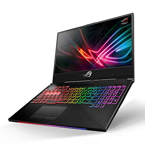 "Asus ROG Strix Hero II Gaming Laptop, 15.6"" 144Hz IPS Type..."