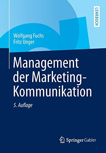 Management der Marketing-Kommunikation