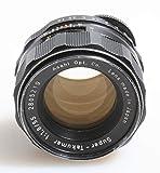 55MM F 1.8 SUPER TAKUMAR M42 Screw MOUNTS Lens, Great for Micro 4/3 Camera