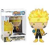 Figuras Pop Naruto Anime Naruto Six Path # 186 Figuras De Acción De Vinilo Juguetes 10Cm, Modelo De Decoración De PVC para Niños