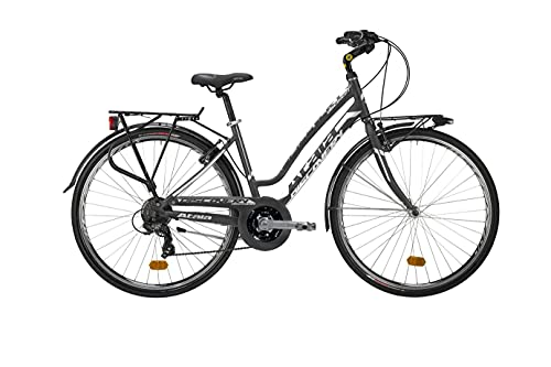 ATALA DISCOVERY S 21V LADY bicicletta da donna bici trekking 28 city bike
