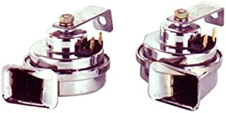 Wolo 2252T Chrome Horn UNV 2 TERMNAL