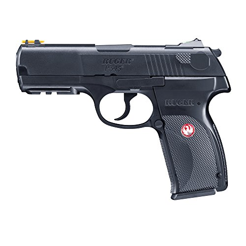 Umarex U25637. Pistola semiautomatica airsoft Ruger P345 6mm Co2. 2 Julios\nde potencia.