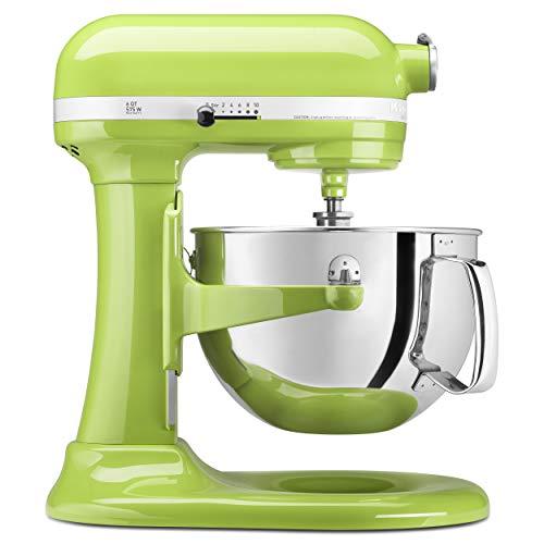 KitchenAid 6 Qt. Professional 600 Series Bowl-Lift Stand Mixer - Green Apple