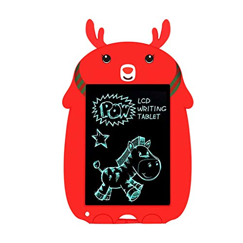 One76 Boys Toys for 3-6 Year Old Kids Christmas Gifts, LCD Doodle Board Drawing Board for Little Girl Educational Birthday Gifts as Girls Toys Age 3-6, Doodle Board for Kids at Home and School