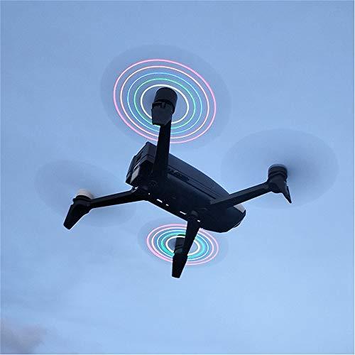 HELEISH Elica Flash LED 2PCS for Parrot Bebop 2 RC Drone Quadcopter Parts Parti di assemblaggio fai-da-te