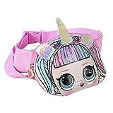 L.O.L. Surprise ! 3D Puppen Hüfttasche für Mädchen und Jugendliche | Confetti-Pop-Kollektion mit...