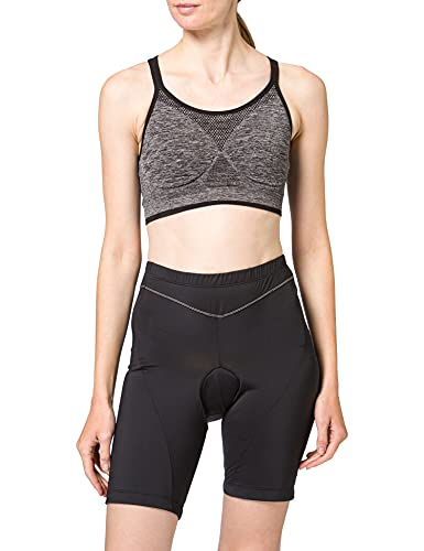 VAUDE Damen Hose Wo Active Pants, black uni, 38, 04395