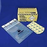 Sistema di tripla confezione per campioni biológicas di Cat B (Packaging delle Nazioni Unite UN 3373)