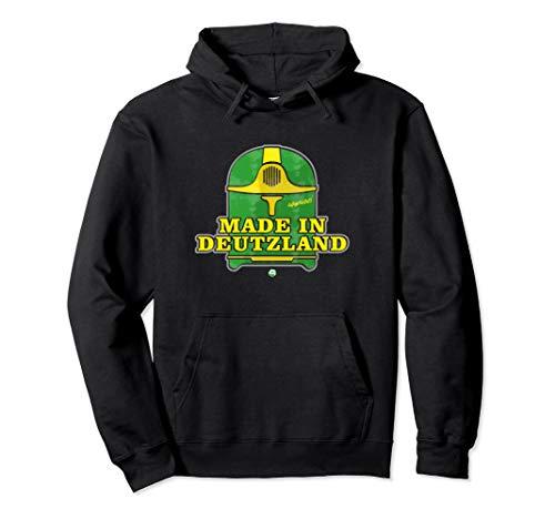 DEUTZLAND | Ackern | Ernte | Landluft | Agrar | LUFTGEKÜHLT Pullover Hoodie