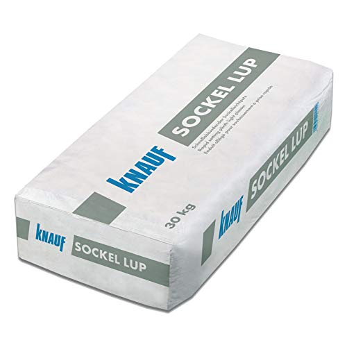 KNAUF Sockel LUP Sockelleichtputz 1,5mm 30kg Sack