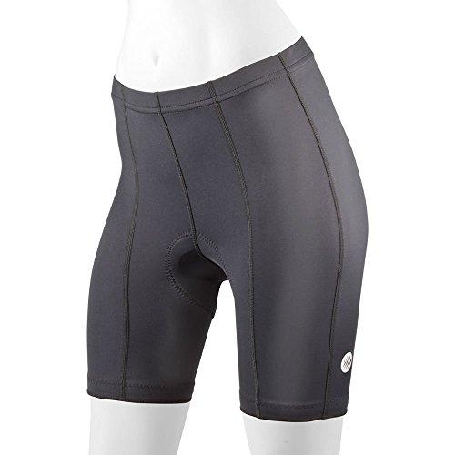 AERO|TECH|DESIGNS Women's Century Thick Padded Bike Shorts 3XL