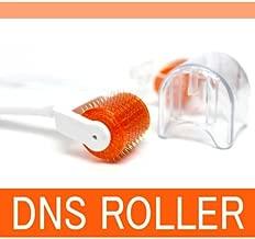 Dns Dermaroller Professional 1.5 Mm 192 Needles Titanium Alloy Needles Derma Roller