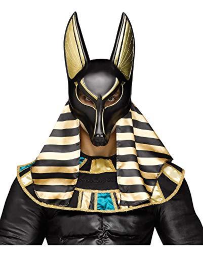 Horror-Shop Máscara De Anubis