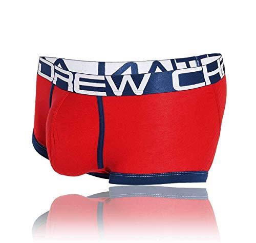 Andrew Christian Herren Boxershorts FlashLift Boxer 91123, rot S