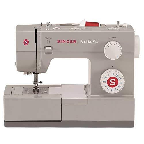 Máquina de Costura Mecânica, Facilita Pro 4423, 220V, Singer