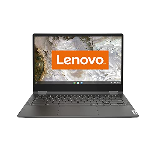 Lenovo IdeaPad Flex 5i Chromebook 33,8 cm (13,3 Zoll, 1920x1080, Full HD, WideView, Touch) Convertible Notebook (Intel Core i3-1115G4, 8GB RAM, 128GB SSD, Intel UHD-Grafik, ChromeOS) grau