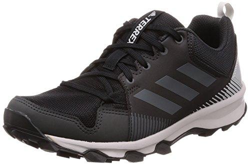adidas Terrex Tracerocker W, Zapatillas de Trail Running Mujer, Negro (Negbás/Carbon/Gridos 000), 44 EU